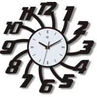 Ambra Wall Clock Tav Design Woonaccessoires
