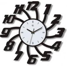Ambra Wall Clock Tav Design Woonaccessoires