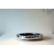Aluminium Candle Plate Round