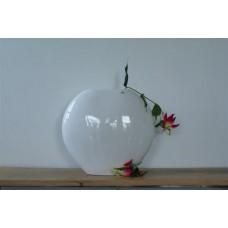 Silent Desert Vase White