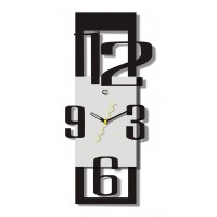 Long Wall Clock Tav Design Woonaccessoires
