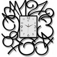 Riola Wall Clock Tav Design Woonaccessoires